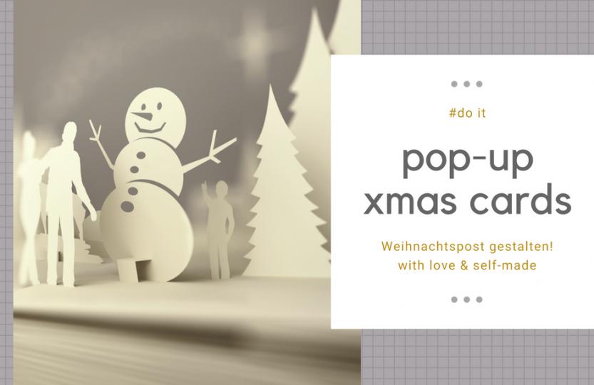 Weihnachtskarten Verschicken Per E Mail.Special 4 Pop Up Weihnachtskarten Impulse
